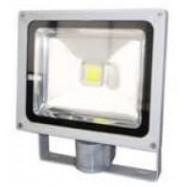 LED lauko prožektorius, PIR...