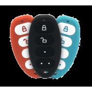 Wireless keyfob with 4...