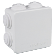 Junction box 85x85x50 mm, IP55