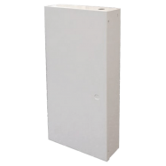 Metalinė dėžė 55x28x8cm, balta