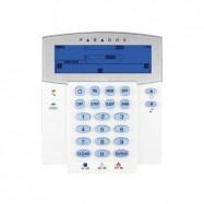 Simbolinė LCD klaviatūra...