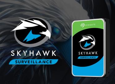 Seagate Skyhawk diskai vaizdo stebėjimo sistemoms